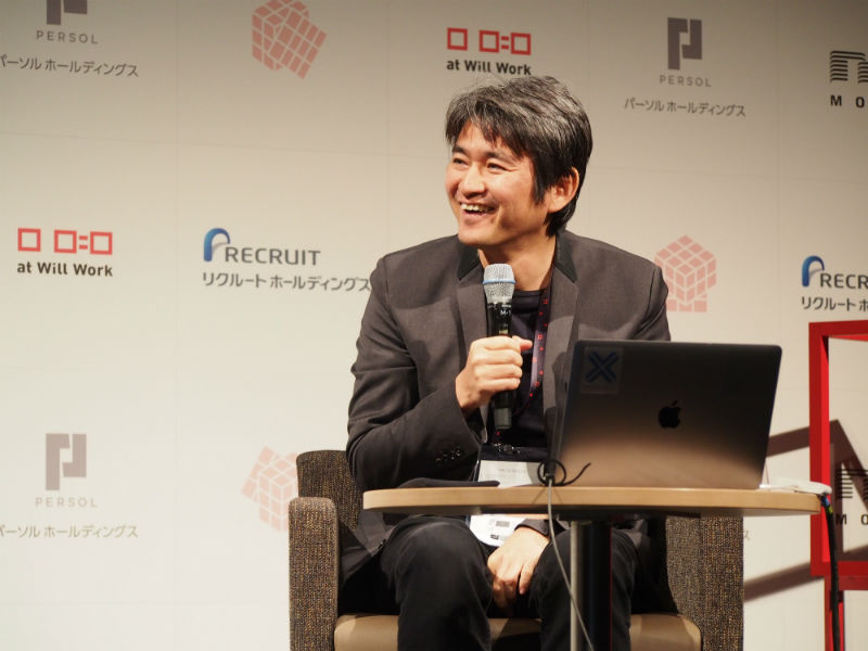Enhance Incorporated Founder and CEOの水口 哲也氏