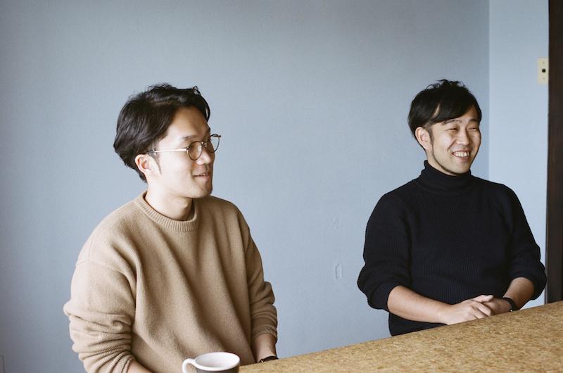 IDENTITY名古屋を運営する、碇和生さんとモリジュンヤさん(株式会社IDENTITY)
