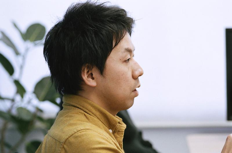 ログミー、ログミーファイナンスの編集長を務める宮原透さん