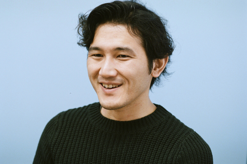 ログミー株式会社の代表、川原崎晋裕さん