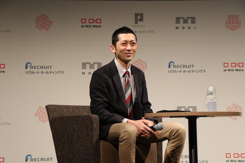 エール株式会社 代表の櫻井 将氏