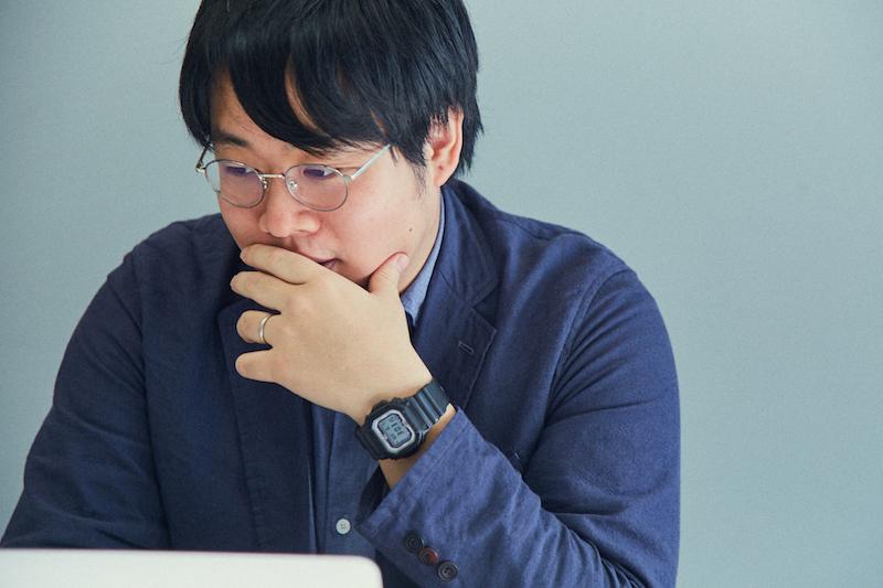 株式会社メルカリ、PRグループの片山悠さん