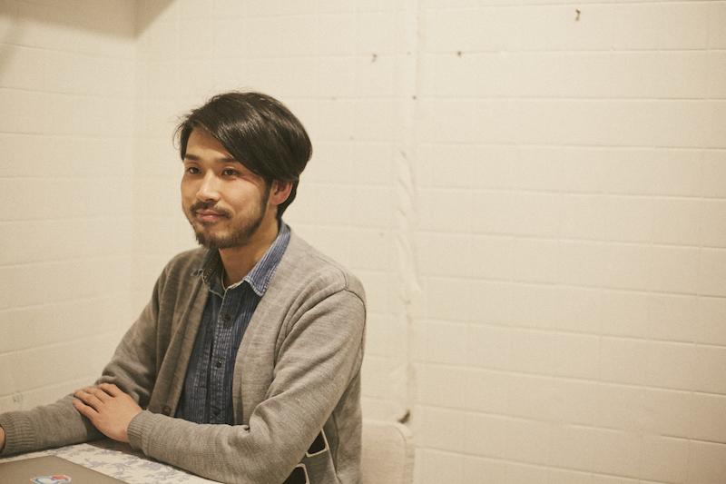 株式会社キッチハイク共同代表の山本雅也さん