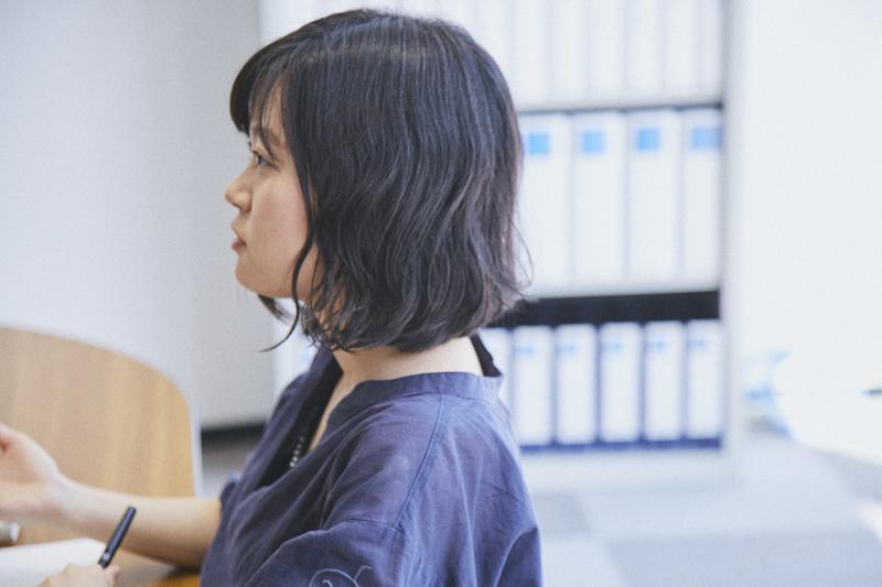 株式会社キングジム 広報室 リーダーの井村桃子さん