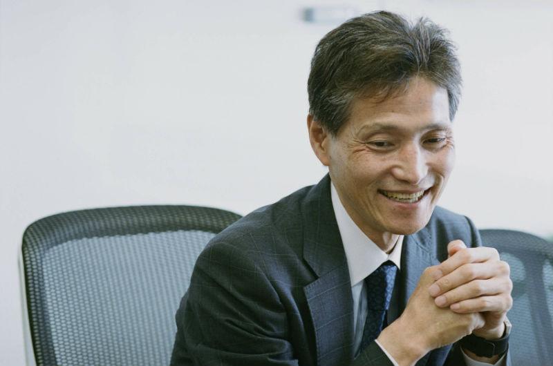 バスクリン販売管理部マネージャー(広報責任者)石川泰弘さん